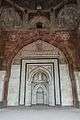 Central Mihrab - Qila-e-Kuhna Masjid - Old Fort - New Delhi 2014-05-13 2833.JPG