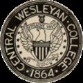 Central Wesleyan College seal.png