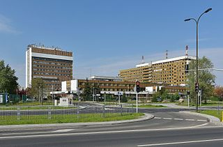 Curie Institute, Warsaw Hospital in Masovian Voivodeship, Poland