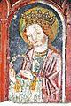 Cerkev Sv. Helene, Podpeč - freska 3.jpg