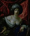 Cesare Dandini - Woman Portrayed as the Goddess Diana - KMSsp47 - Statens Museum for Kunst.jpg