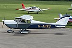 Cessna 175C Skylark 'G-ARWS' (27964428508).jpg