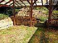 Cetatea dacică de la Tilişca, ruine turn. 05.jpg