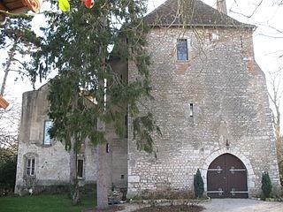 Champforgeuil Commune in Bourgogne-Franche-Comté, France