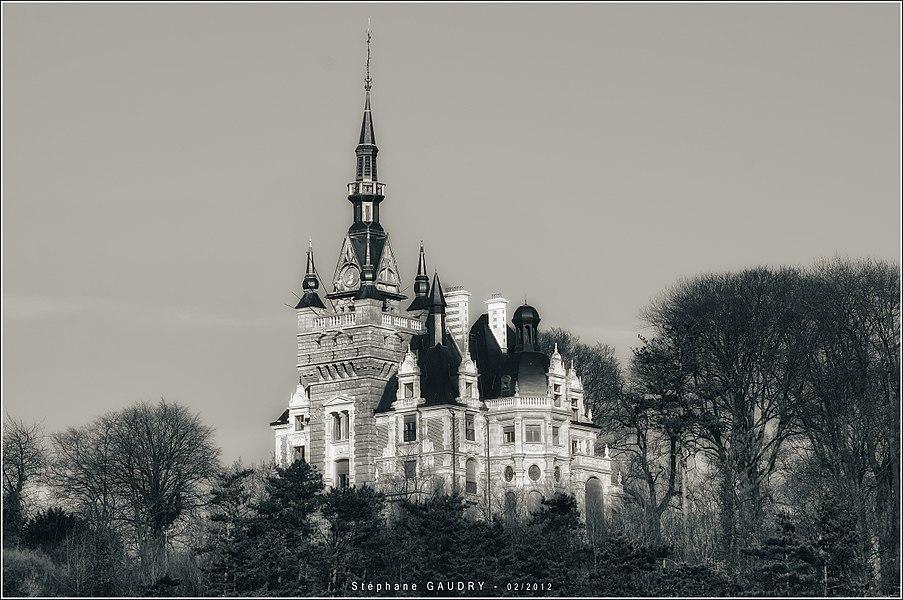 Château le Fy.