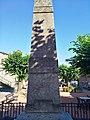 Châtillon (Rhône) - Monument aux morts 3 (août 2018).jpg