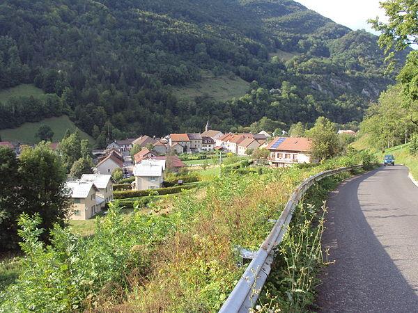 Photo de la ville Chézery-Forens