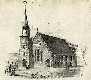 Scots Church, Adelaide - Image: Chalmers Church Adelaide