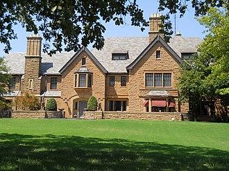 H. H. Champlin House - Image: Champlin Mansion Enid