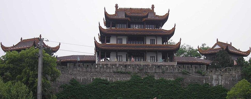 Changsha Tianxin Pavilion