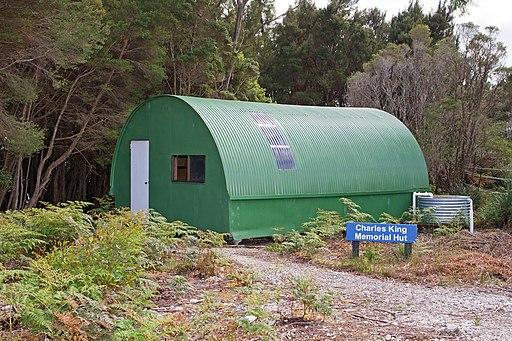 Charles King Memorial Hut - Melaleuca