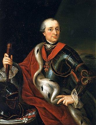 Charles Marie Raymond d'Arenberg - Image: Charles Marie Raymond von Arenberg