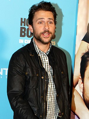 Charlie Day - Day at the premiere for Horrible Bosses in August 2011.