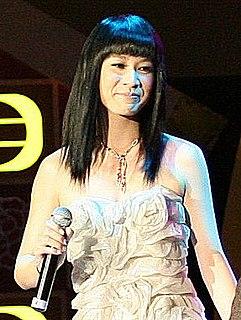 Charmaine Sheh Hong Kong singer and actress