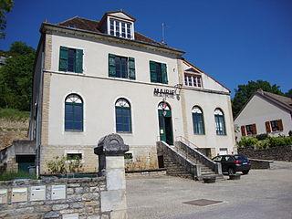 Chassey-le-Camp Commune in Bourgogne-Franche-Comté, France