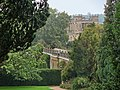 Chatsworth House - through trees near the Orangery - geograph.org.uk - 1217605.jpg