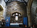 Chatton, Holy Cross, side chapel - geograph.org.uk - 1419135.jpg