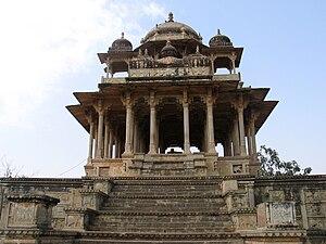 Chaurasi Khambon ki Chhatri, Bundi - Chaurasi Khambon ki Chhatri