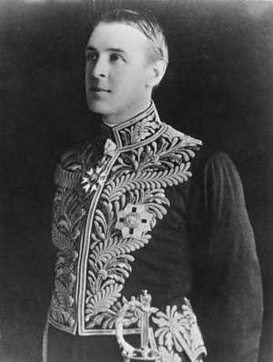 Frederic Thesiger, 1st Viscount Chelmsford - Chelmsford as Governor of Queensland in 1907.