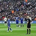 Chelsea 2 Spurs 0 Capital One Cup winners 2015 (16505819498).jpg
