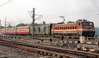 Chennai Rajdhani Express - Image: Chennai Rajdhani