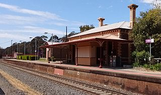 Chiltern railway station