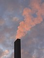 Chimney spewing smoke, rose-colored.jpg