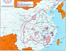why did the chinese civil war start