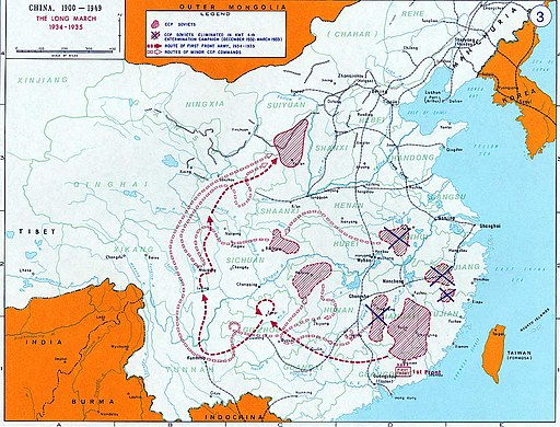 Chinese civil war map 03