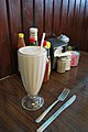 Chocolate Malt Milkshake - Avalon Diner - Houston Texas.jpg