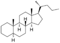 Cholane structure.png