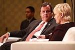 Chris Christie & Cindy McCain (10998917176).jpg