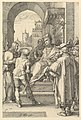 Christ before Pilate, from The Passion of Christ MET DP820982.jpg