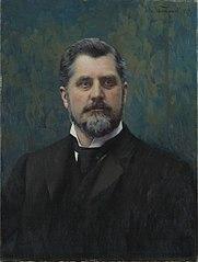 Portrait of Christian Julius Schou