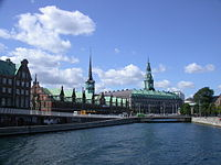 Christiansborg Palace and Børsen.jpg