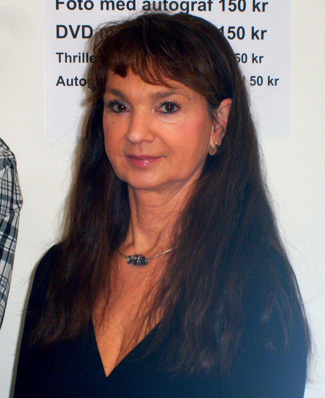 Christina Lindberg Modell