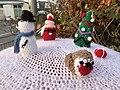 Christmas Crochet Santa's Post Box, Inverkip 6.jpg