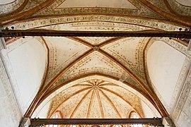Church Sant'Elena (Venice) Ceiling of the nave and choir.jpg