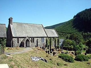 Corris Human settlement in Wales