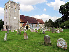 Church in Chieveley - geograph.org.uk - 39265.jpg