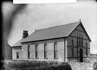 Chwilog chapel (CM), Chwilog