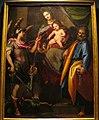 Cigoli, madonna col bambino e i ss. michele e pietro, 1593, da museo diocesano di s.miniato 01.JPG