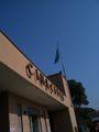 Cinecitta studios rome italy entrance.jpg