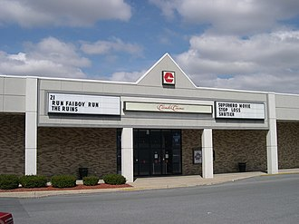 Discount theater - The Cinema 6 Theatre in State College, PA showed second-run movies for $1.