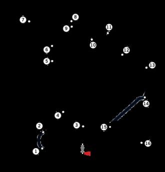 2000 Hungarian Grand Prix - Hungaroring (pre-2002 circuit)