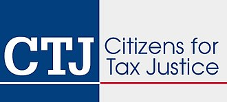 Citizens for Tax Justice - Image: Citizens for Tax Justice Official Logo