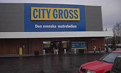 City Gross i Norrköping