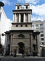 City parish churches - St. Mary of the Nativity (known as St. Mary Woolnoth) - geograph.org.uk - 491071.jpg