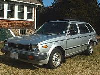 Honda Civic (second generation) thumbnail