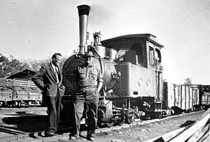 South West African Class Hc - Class Hc no. 84, c. 1930